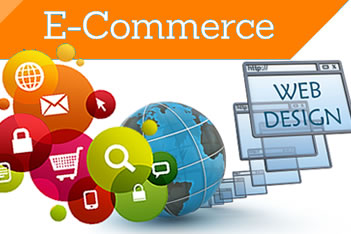 E-commerce websites - designed and hosted, SEO