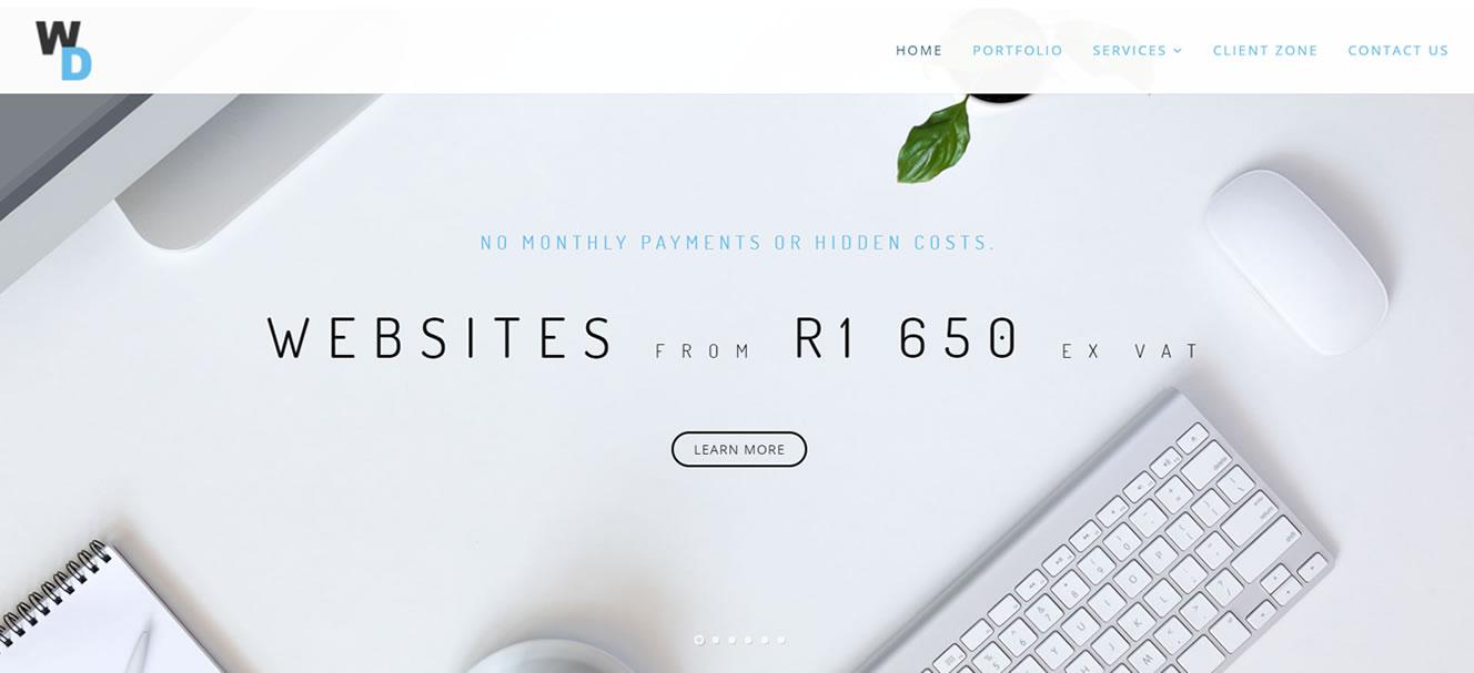 Websites - affordable websites