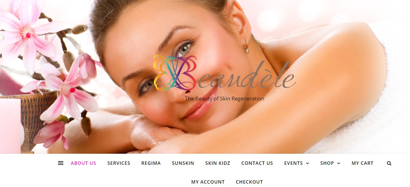 Website design - Beaudele - SEO - Web4Business