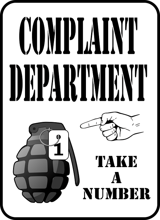 Web4Business - Customer Complaints